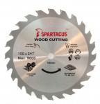Spartacus 150mm 10mm Bore Circular Saw Blades