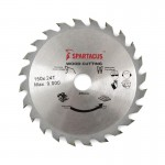 Spartacus 150mm 20mm Bore Circular Saw Blades