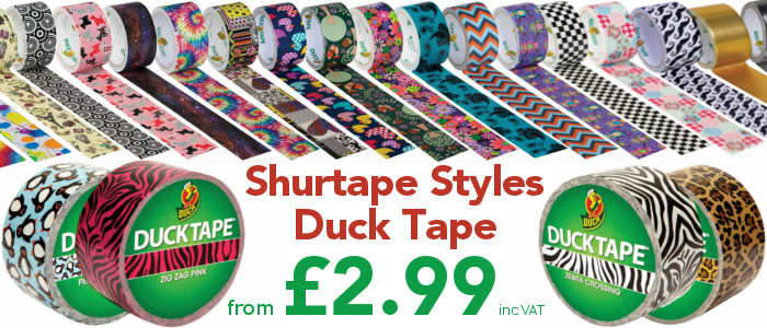 Shurtape Duck Tape - PTC Tools
