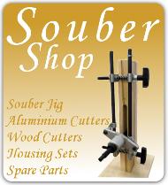 Souber Tools Mortice Jig