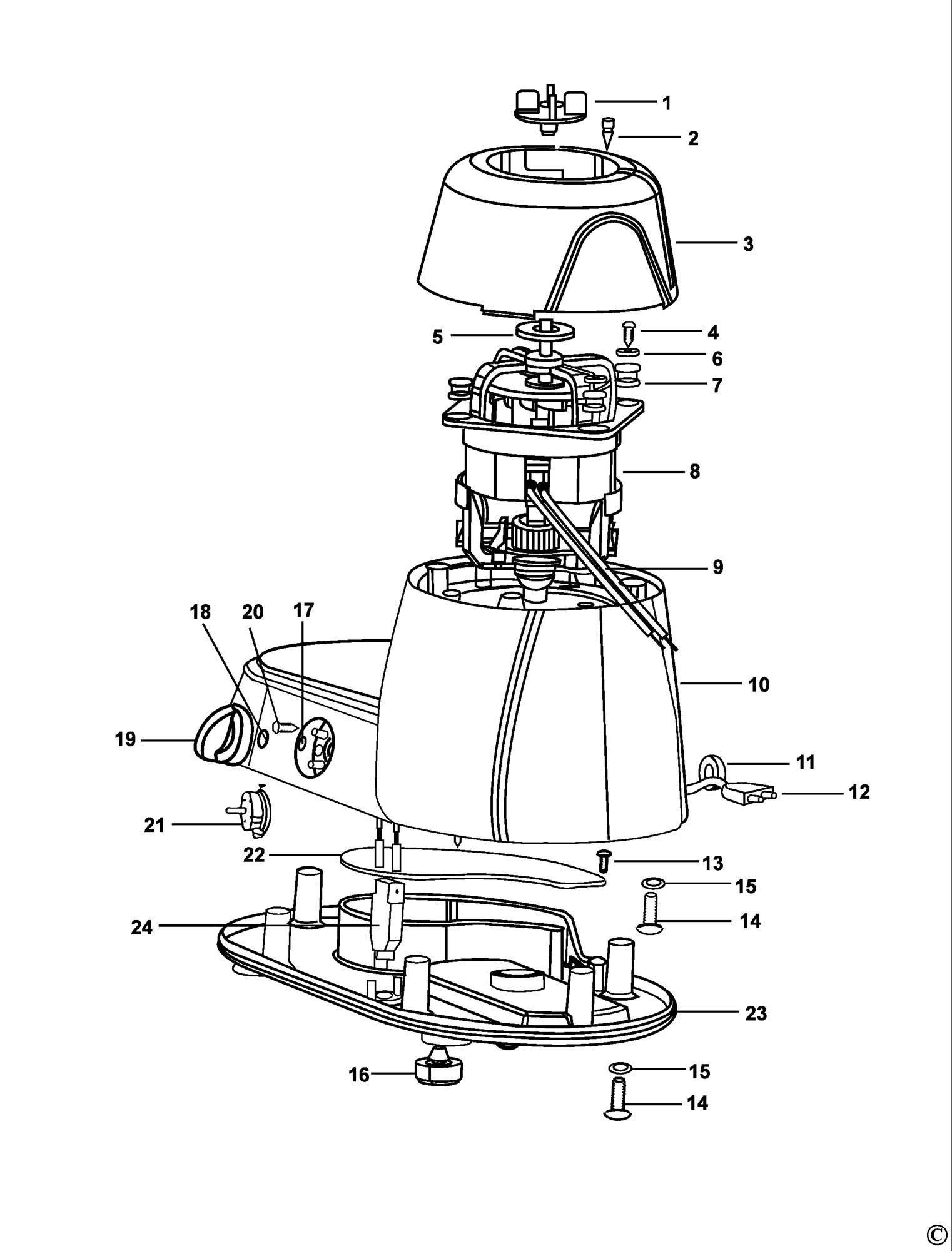 31 Meat Grinder Parts Diagram