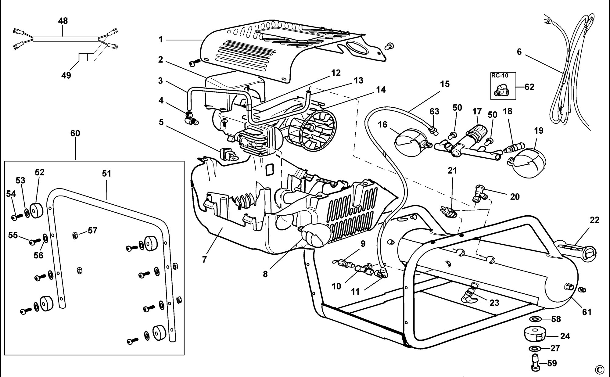 rc engine diagram xbox usb controller wiring