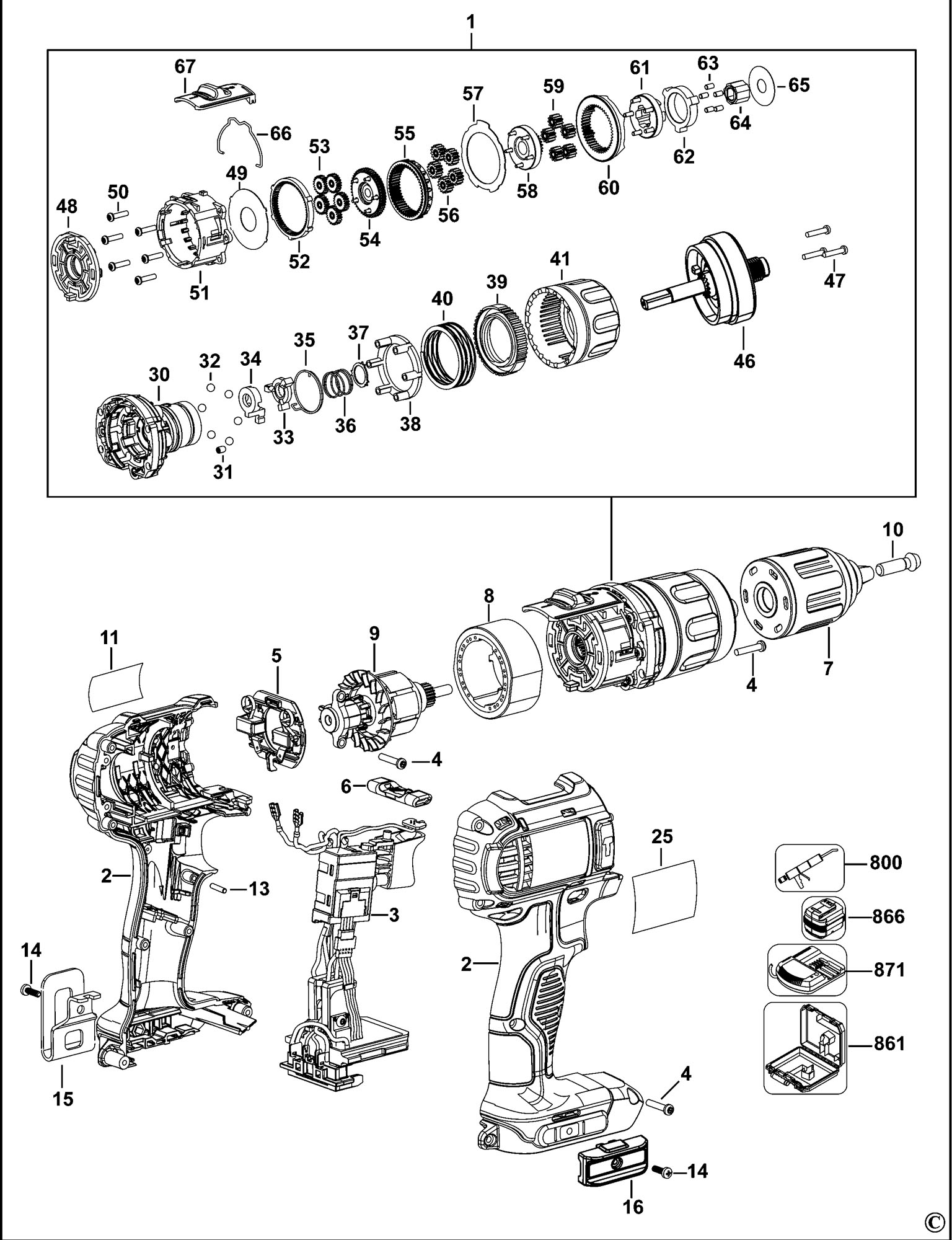 power tool handle design schematics  power  get free image
