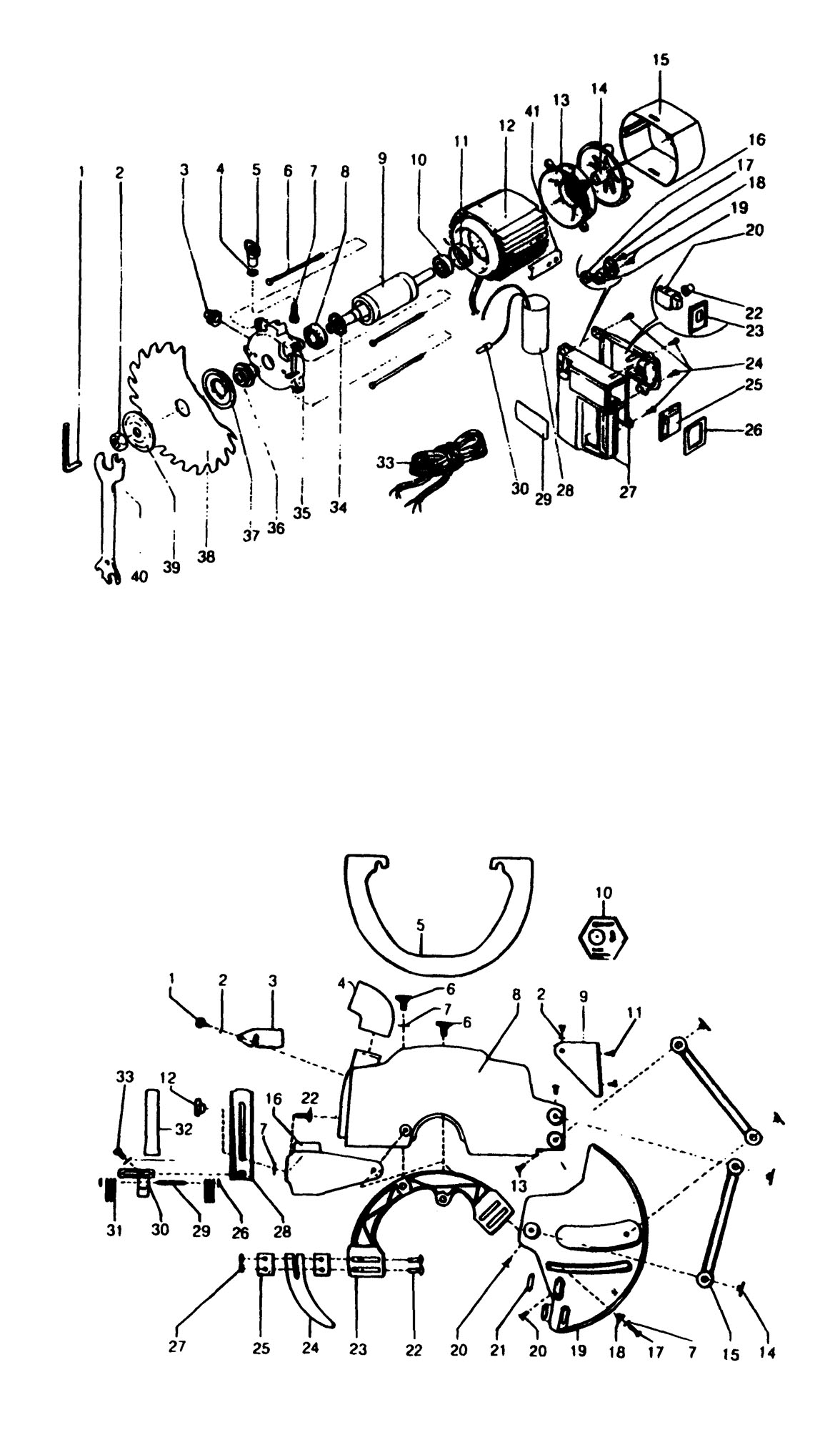spares for dewalt dw320 b radial arm saw  type 1 dewalt 770 radial arm saw parts list dewalt 770 radial arm saw parts list