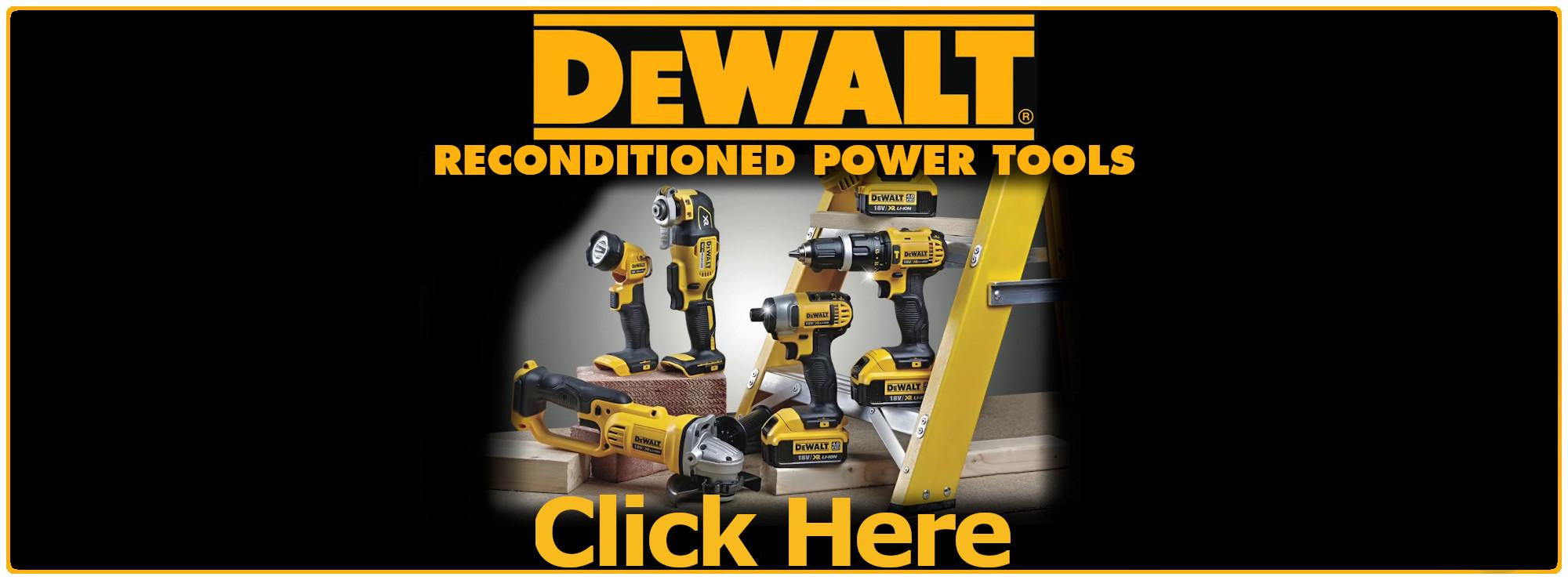DeWalt Reconditioned