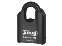 Abus 190/60 Combination Padlock Closed Shackle Carded 51555