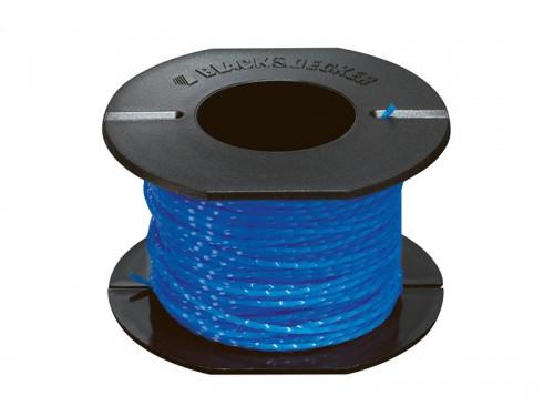 Black & Decker A6440 Replacement Wind On 25m Blue Nylon