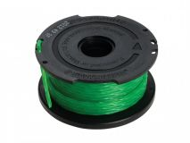 Black & Decker A6482 2.0mm x 6m String Trimmer Strimmer Green Replacement HPP Auto Feed Spool & Line - £6.99 INC VAT
