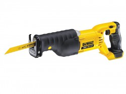 DeWalt DCS380N 18 Volt XR Li-Ion Cordless Reciprocating Saw Body Only