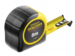 Stanley 0-33-720 5m (metric only) FatMax Blade Armor Tape Measure