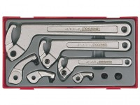 Hook Wrenches & pry Bars