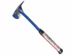 Vaughan V5 Curved Claw Nail Hammer All Steel Milled Face 540g (19oz)