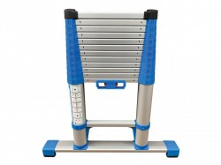 Zarges Compactstep Ladder with Stabiliser Bar 3.8m