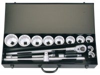 "1"" Square Drive Socket Sets"