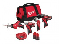 Milwaukee Power Tool Kits