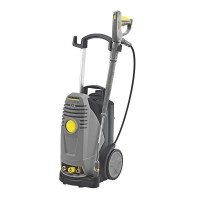 Karcher Xpert One HD 7125 240 Volt Professional 160 Bar Cold Water Pressure Washer