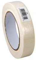 "General Purpose 1"" Masking Tape - 25mm x 50m Roll"