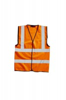 Blackrock Hi-vis Orange 2 B&b Vest Small