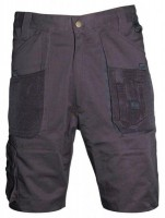 "Blackrock 32"" Black Workman Shorts"