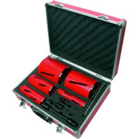 Dart DB00880 Red Ten DCD Spiro 5 Piece Diamond Core Kit