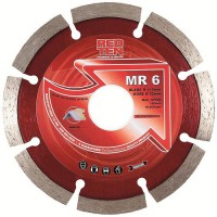 Dart DB01740 Red Ten MR6 Mortar Rake 115Dmm x 22B