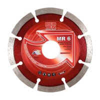 Dart DB01750 Red Ten MR6 Mortar Rake 125Dmm x 22B