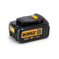 Genuine DeWalt DCB182 18 Volt 4.0Ah XR Li-Ion Slide-On Battery Pack