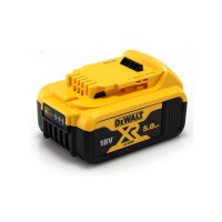 DeWalt DCB184 18 Volt 5.0Ah Li-Ion XR Slide Battery Pack