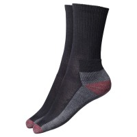 Dickies DCK-00008S Pack of 5 Cushion Crew Socks - Sizes 6-11