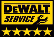 Dewalt 5 Star Service Agent - PTC Tools