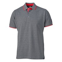 Dickies DT2000 Anvil Polo Work Shirt - Grey - S - XXXL