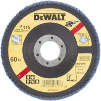 Dewalt DT3256 Flap Disc 115mm X 60 Grit