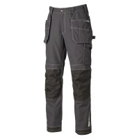 "Dickies EH26801 Eisenhower Extreme Trousers - Grey - 30"" - 40\"" W"
