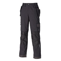 Dickies EH34000BK32R Eisenhower Black Rip Stop Pants 32R