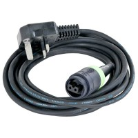 Festool 203924 240V 4M Rubber Plug It Replacement Cable