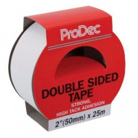 48mm x 25M HEAVY DUTY DOUBLE SIDED TAPE