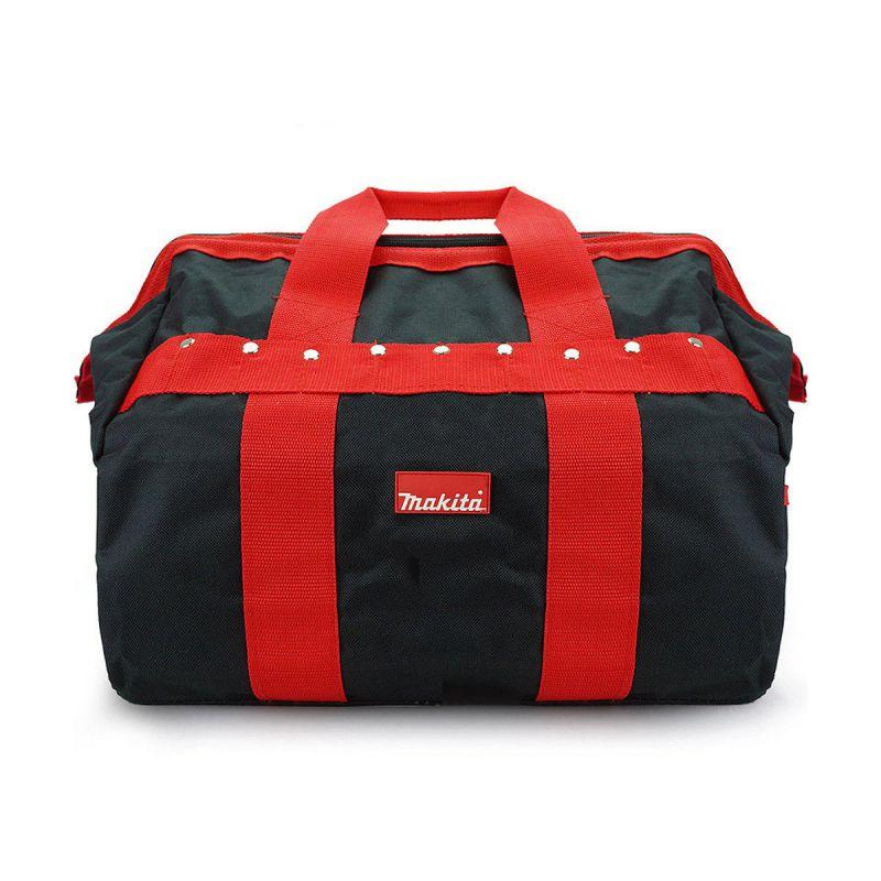 "16/"" HEAVY DUTY TOOL BOX CHEST BAG STORAGE TOTE BAG CADDY HOLDALL CASE 68382C"