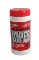 ProDec Tub 100 Multi-purpose Wipes