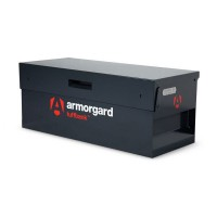 Armorgard TB12 Tuffbank Truck Safety Storage Box 1150mm x 495mm x 460mm 60kg
