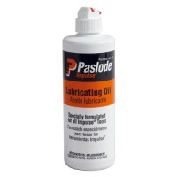 Paslode 401482 Impulse Cordless Gas Nailer Lubricating Service Oil 4oz