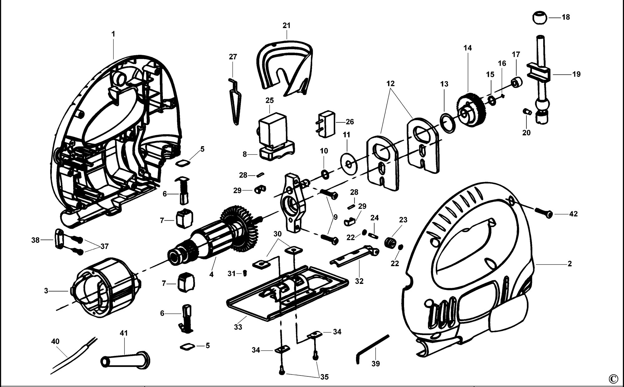 black and decker parts - HD 1252×856