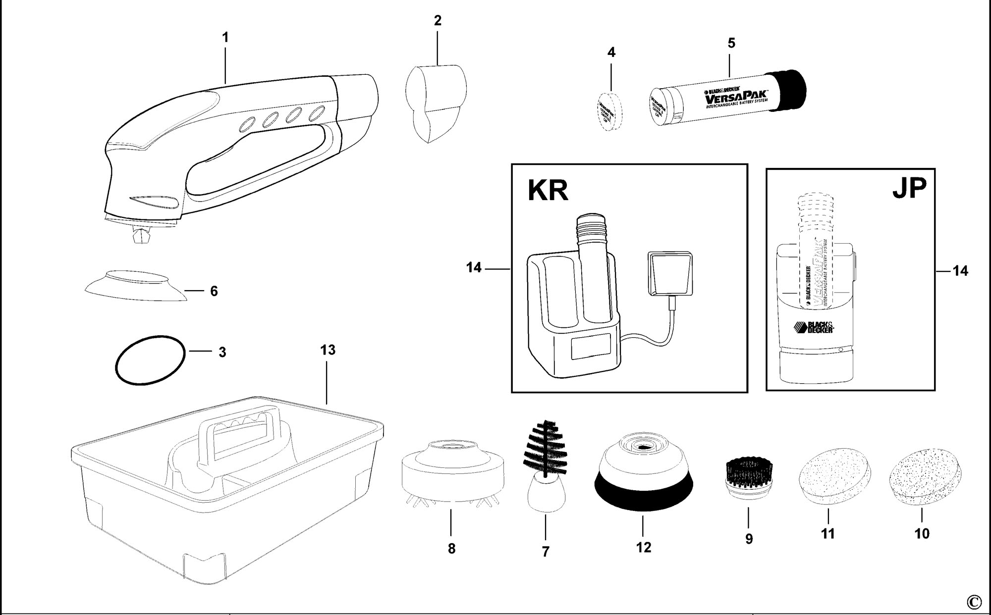 black and decker scumbuster manual