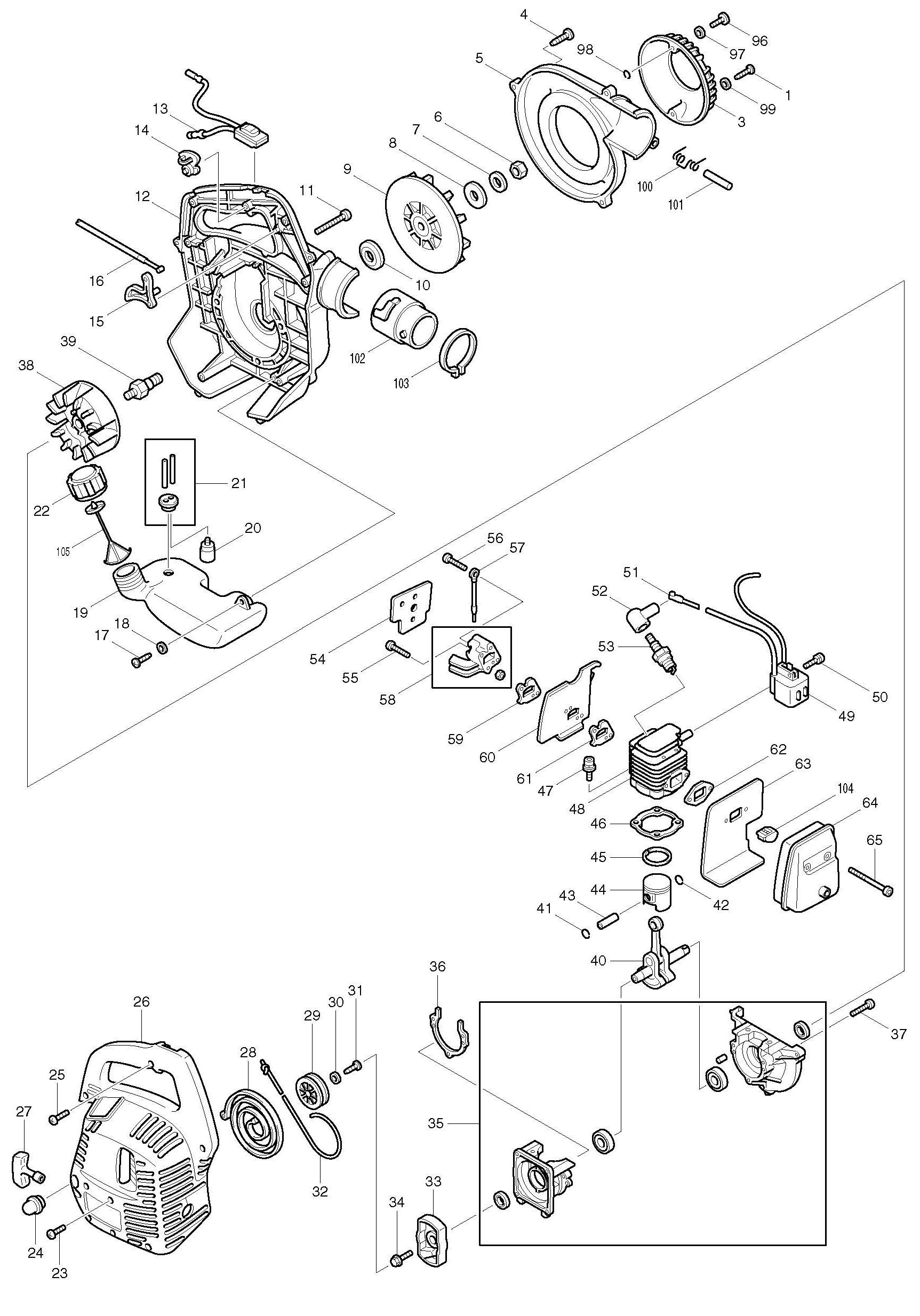 Makita Blower Wiring Diagram | Wiring Liry on